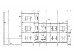 Commercial Building Section Plan .dwg_3