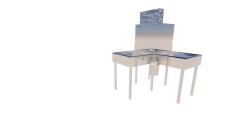 Commercial_Kitchen_Dishwasher_90_degree revit model