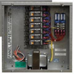 Control Panel NexLight-NX-12-Flush Revit