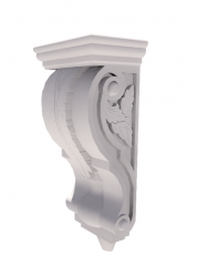 Stand Cement Corbel revit family