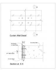 Curtain Wall Detail-2
