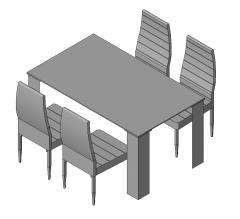 Фиксированный верхний стол