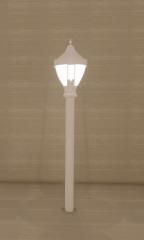 Decorative Cooper McGraw-Edison _GAR C light revit family