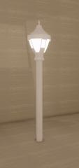 Decorative Cooper McGraw-Edison _GAT C light revit family