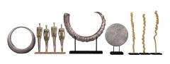 Dekorative Statue aus Horn skp
