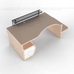 Office desk step model