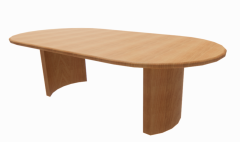 Dining Room Table revit family