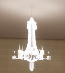 Dobbs Glass Ceiling light revit family