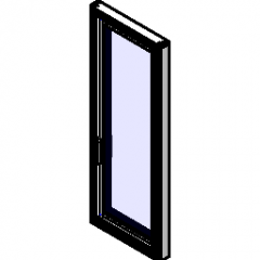Door Single Revit