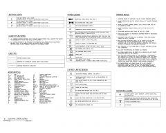 大型工程的电气图例和详细信息(2)