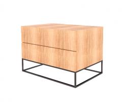 Modern Nigth Stand cabinet revit model