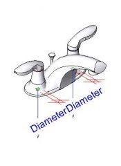 Wasserhahn Toilette