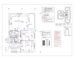 Flat Type Small House Design .dwg-8
