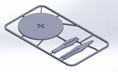 Flat tromp.SLDPRT file