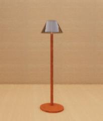 Wooden frame floor light revit family