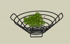 Fruit basket skp