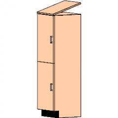 HamiltonSorter_Modular Casework Storage Cabinet Locker Revit