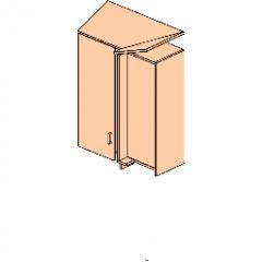 HamiltonSorter_Modular Casework Wall Cabinet Open Corner revit