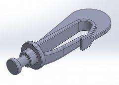 Hook C.SLDPRT file