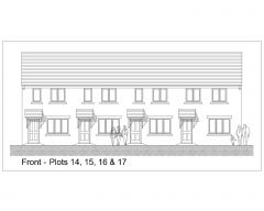 Houses Society Complete 2D Elevations   .dwg_19