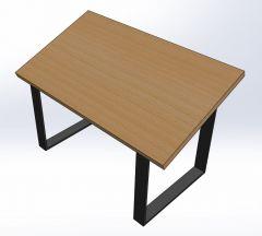 Industrial Table Draw.SLDPRT file