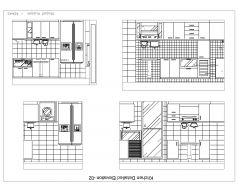 Kitchen Detailed Elevation-002