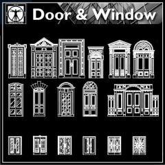 ★ 【Mejor puertas y ventanas Diseño】 ★