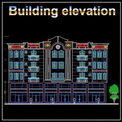 ★【Building Elevation 3】★