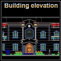 ★【Building Elevation 4】★