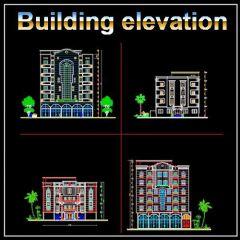 ★ 【Elevación Edificio 5】 ★
