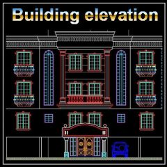 ★ 【Elevación edificio 7】 ★