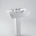 Lavatory Pedestal Contemporary Revit