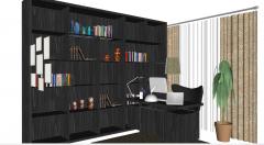 Дизайн комнаты лофт скп