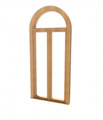 Модель окна Revit