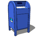 Mailbox_Collection skp
