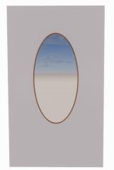 Mirror - Ellipse revit family