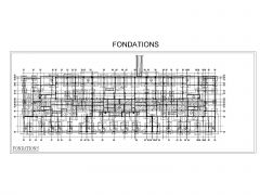 Multistoried residence Structure Foundation Plan .dwg_7