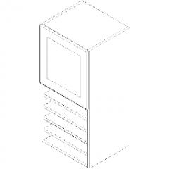 Organizer Set on Surface Solid Door Revit
