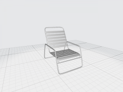 Outdoor Furniture 01 (3ds Max 2019)