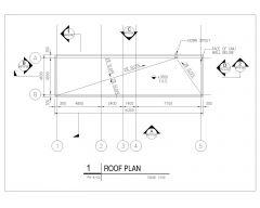 Pump House Design_Roof Plan .dwg