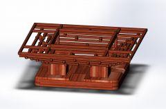 Modèle de sldasme de pagode