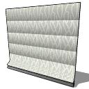 Papiervorhänge (280) skp