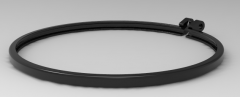 Autodesk Inventor 3D CAD Model of C-Ring