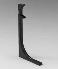 Autodesk Inventor 3D CAD Model of Stand