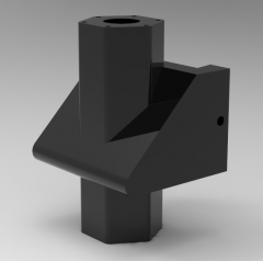 Autodesk Inventor 3D CAD Model of Exercise 89