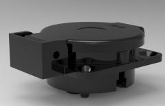 Solid works 3D CAD Model of WCD-RA-VM