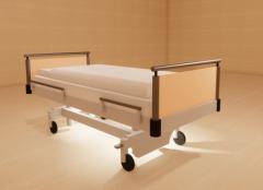 Patient Bed revit family
