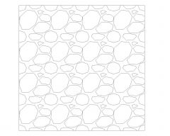 Wavy Texture Custom hatch pattern_9