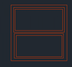 Window elevation dwg format