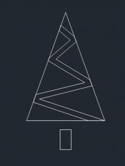 Формат дерева DWG